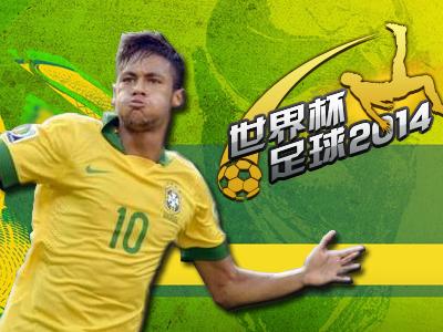 世界杯足球2014